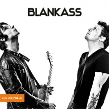 "Visuel de l'album ""Les chevals"" (Ed. Digipack) de Blankass"