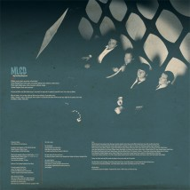 "Visuel extrait du Vinyle  ""The tragic tale of a genius"" de MLCD"