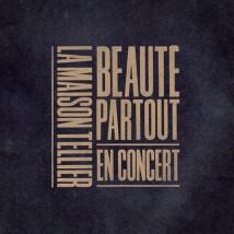 Beauté Partout version 2cd (Live + Beauté pour tous)