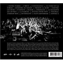 L'épreuve du concert 2CD Digipack (Live 2015 + L'épreuve du contraire)