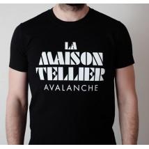 T-Shirt Avalanche - Lettres LMT
