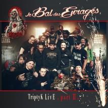 TriptyK Vol. 2 (CD + DVD)
