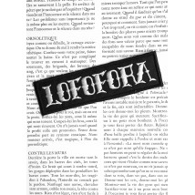 Patch Lofofora