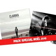 Pack 2 CD - Clarika