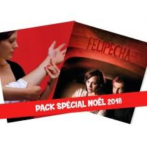 Pack 2 CD - Felipecha