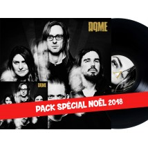 Pack vinyle + CD - AqME