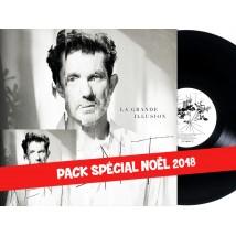 Pack vinyle + CD - La grande illusion