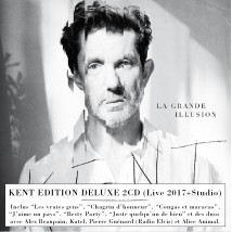 La grande illusion (Edition Deluxe 2CD)