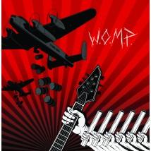"""Magnet """"W.O.M.P."""""""