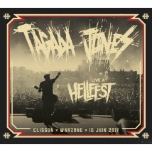 "Pochette ""Live At Hellfest 2017"""