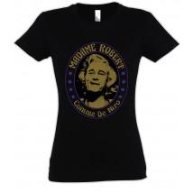 T-shirt Comme De Niro Femme - Madame Robert