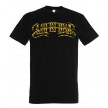 T-shirt Lofofora jaune Homme