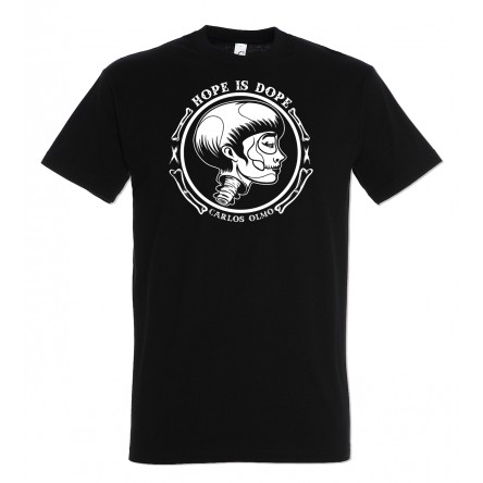 "T-shirt ""Carlos Olmo"" (modèle unisexe)"