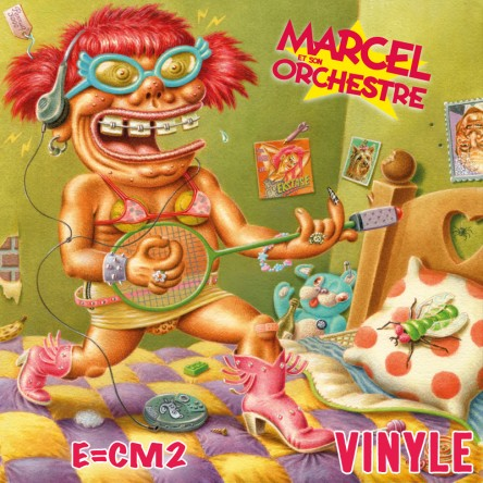 E CM2 - Remastered 2021 (édition vinyle)