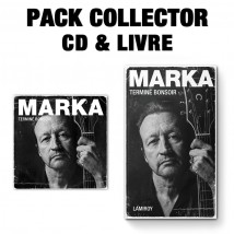Terminé bonsoir (Pack collector CD & Livre)