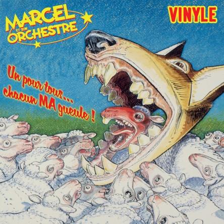 Un pour tous... chacun MA gueule ! - Remastered 2021 (édition vinyle avec code de téléchargement)