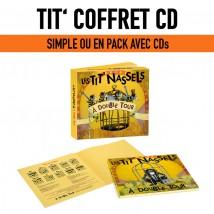 """Le Tit' Coffret CD """"A double tour"""""""