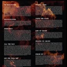 From Chaos - Edition Collector 2 titres bonus - Extrait livret