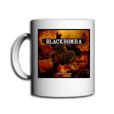 Mug Black Bomb A From Chaos
