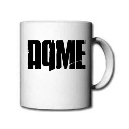 Mug AqME logo destroy