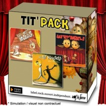 tit nassels pack