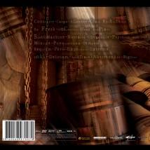 "Dos de l'album ""Fukushima, mon amour"" (CD+DVD ed. digipack)"