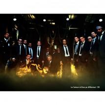 Les Tambours du Bronx par JM Marchand