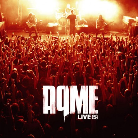 AqME Live(s) CD+DVD