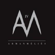 """Visuel de l'album """"AM IV"""" d'Arman Méliès"""