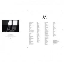 AM IV (édition vinyle collector) - Pochette Interieure