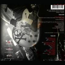 """Dos de l'album """"20 ans d'ombre & de lumière"""" de Tagada Jones"""