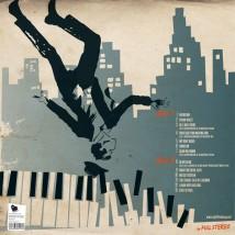 "Dos du Vinyle ""The tragic tale of a genius"" de MLCD"