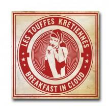 Breakfast in cloud magnet pack