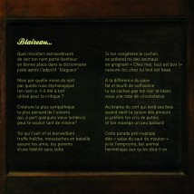 Parades Prenuptiales (Ed. Collector) - Extrait livret