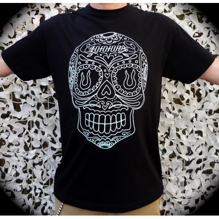 T-shirt Calavera - Lofofora