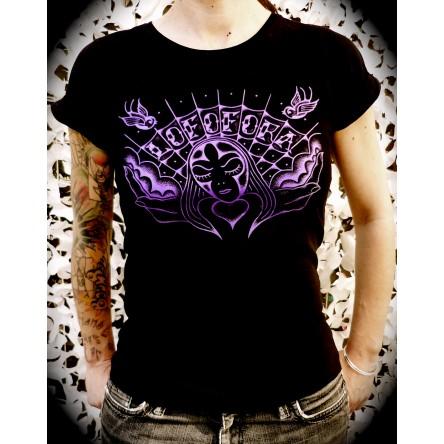 T-shirt Girly Old School - Lofofora