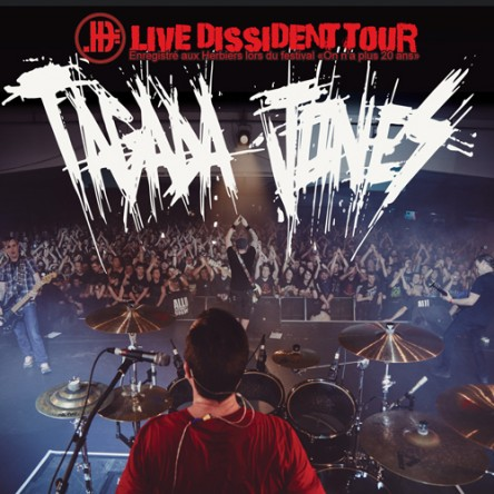 Live Dissident Tour CD Digipack