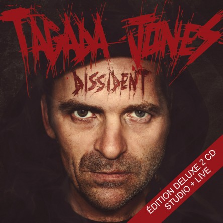 Dissident - édition deluxe 2CD (Live 2015 + studio)