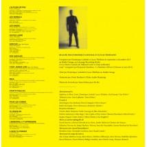 Les Animals (édition vinyle) - texte souspochette