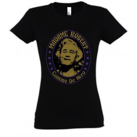 T-shirt De Niro Femme - Madame Robert