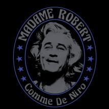 T-shirt Comme De Niro Homme - Madame Robert