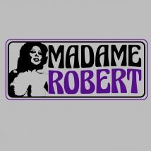 T-shirt De Niro Gris Homme - Madame Robert