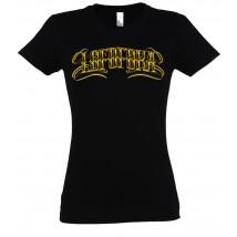 T-shirt Lofofora jaune Femme