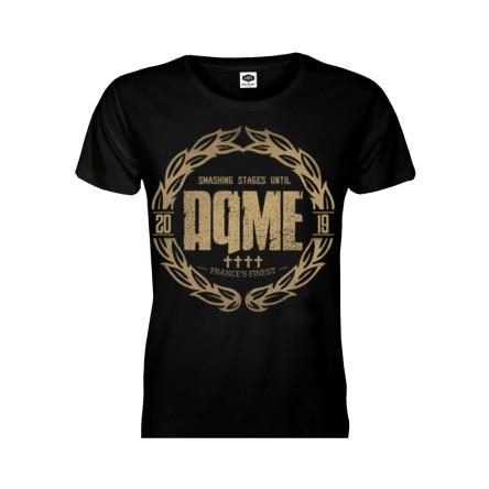 """T-shirt """"Smashing Stages 2019"""" - AqME (unisexe)"""