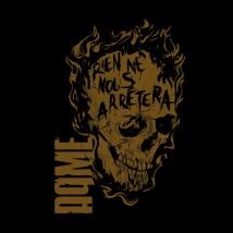 "Tank Top ""Skull"" - AqME (Femme)"