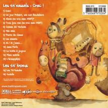 Crac ! (édition collector) - Back