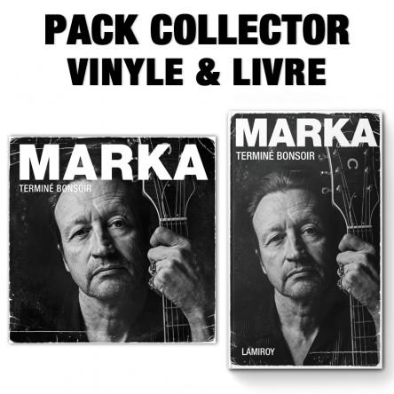 Terminé bonsoir (Pack collector vinyle & livre) - Edition limitée