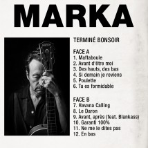 Terminé bonsoir (Pack collector vinyle & Livre - Edition limitée)