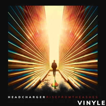 Headcharger - Rise From The Ashes (édition vinyle)