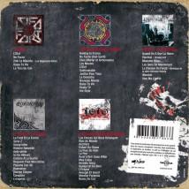Coffret 5 CD - Back